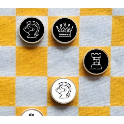 juego de ajedrez reino batata juego didactico