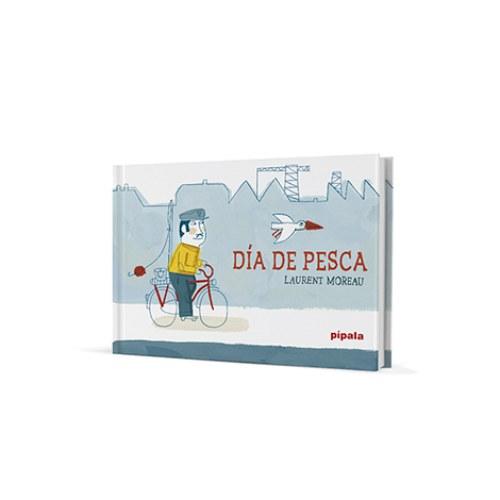 libro infantil dias de pesca