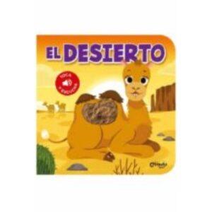 libro infantil el desierto