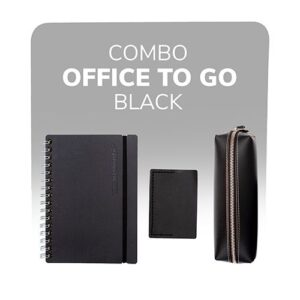 office to go black ikitoi