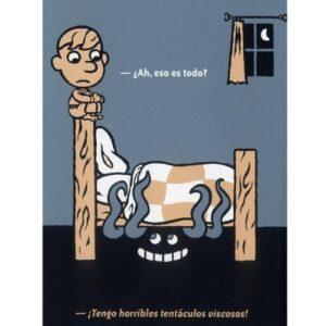 libro para ninos ruidos bajo la cama