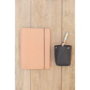 vacavaliente combo de oficina cuaderno y portalapicera