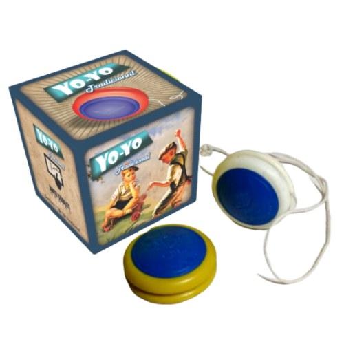 yoyo juguete tradicional clasico retro